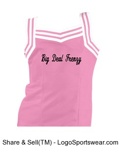 Womens Poise Cheer Shell Design Zoom